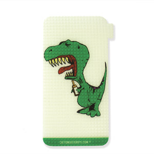 Large Dino-Sore-Us cell phone grip