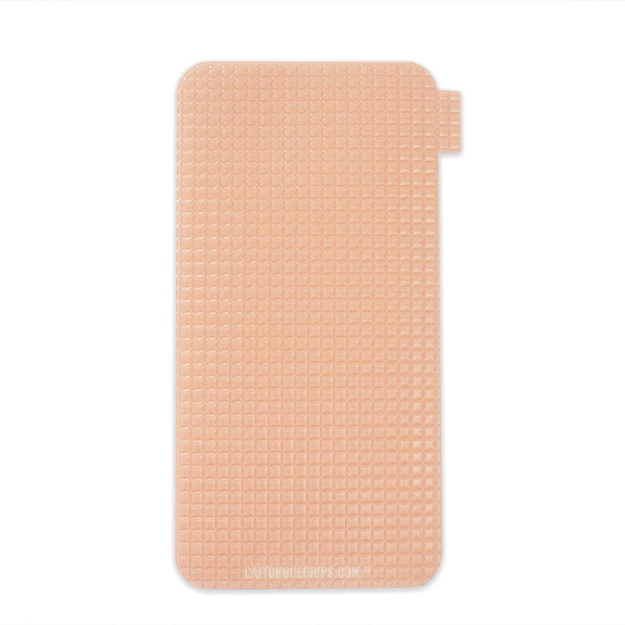 Pink colored mobile phone grip for your cell phone