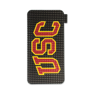 USC logo on a great cell phone grip for all your mobile devices