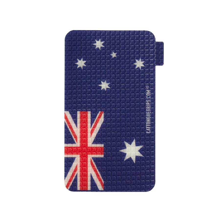 Aussie flag (Australian Flag) cell phone grip for your device