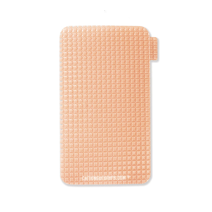 Pink colored cell phone grip for your mobile device