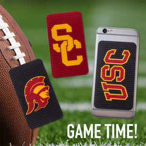 In collaboration with USC ... cell phone grips for all size devices!