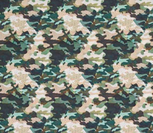 Load image into Gallery viewer, You can't see me camo: Handmade Dog Collar