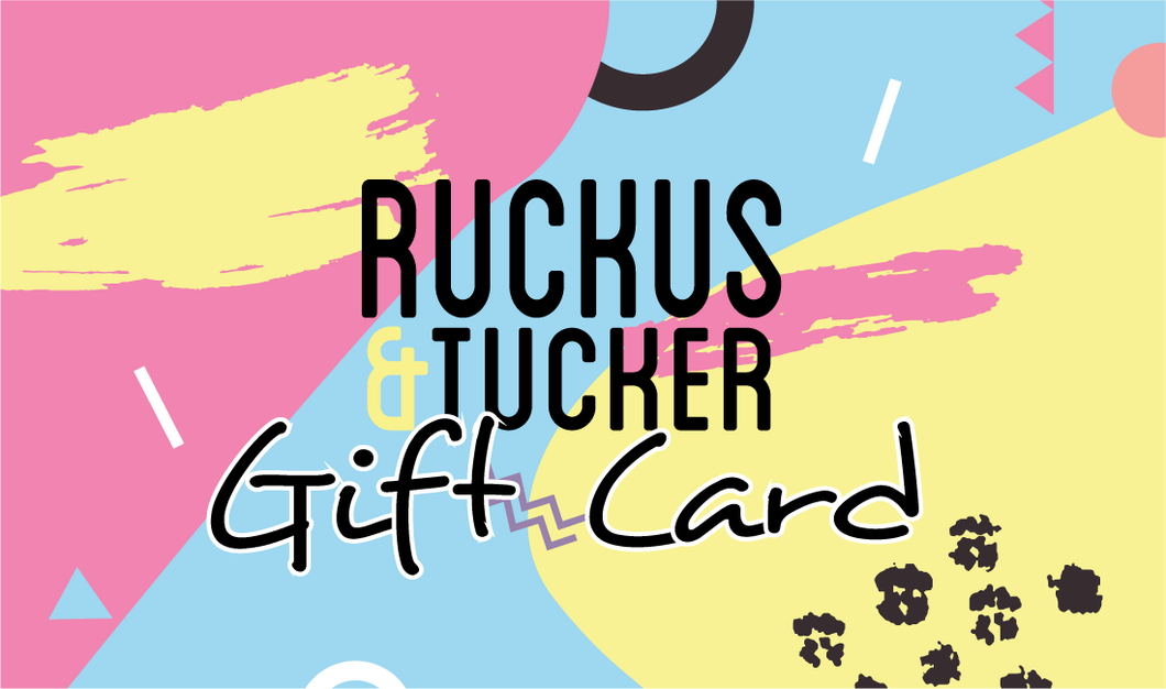 R & T Gift Card