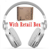 Bluetooth Headphones With Mic T2 White Box