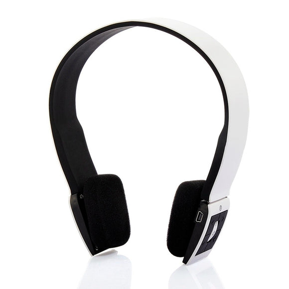Stereo Handsfree Bluetooth Headphones