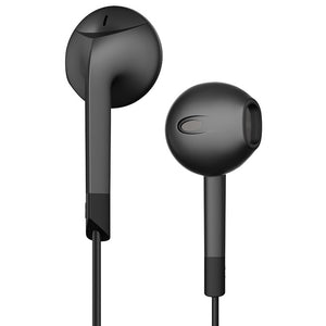Noise Cancelling Stereo Earbuds With Microphone
