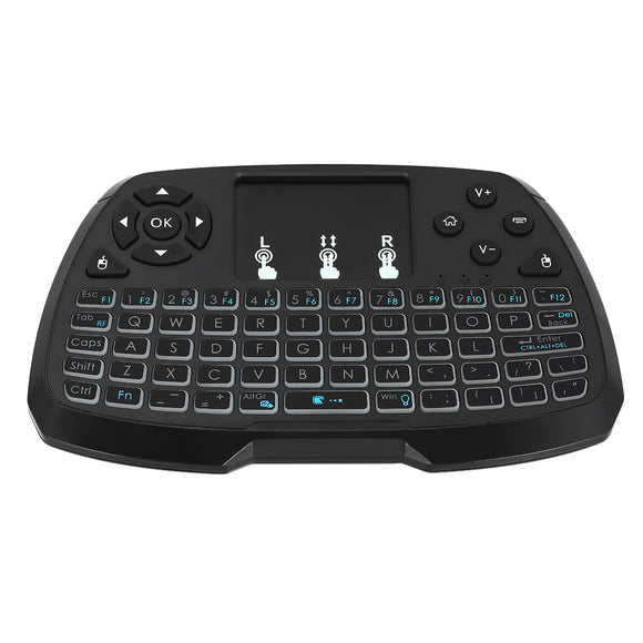 2.4Ghz Wireless Mini Touchpad D Remote Control