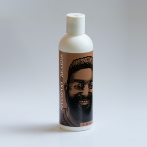 Beardsley Ultra Shampoo for Beards Allspice flavor