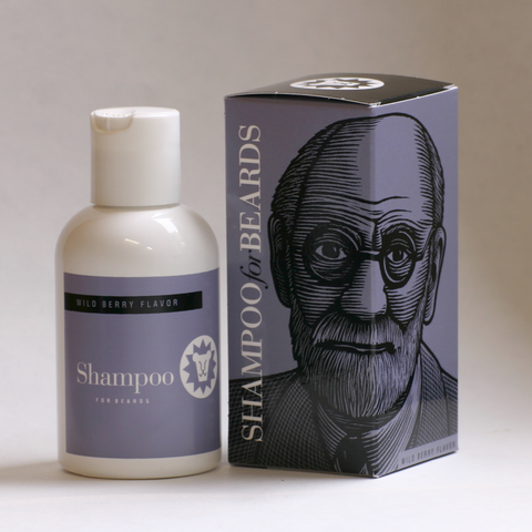Bearded Notables Series: Sigmund Freud