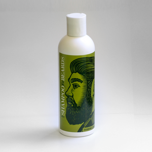 Beardsley Ultra Shampoo for Beards Verbena Lime flavor
