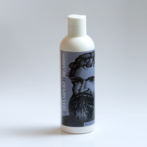 Beardsley Ultra Shampoo for Beards Wild Berry flavor