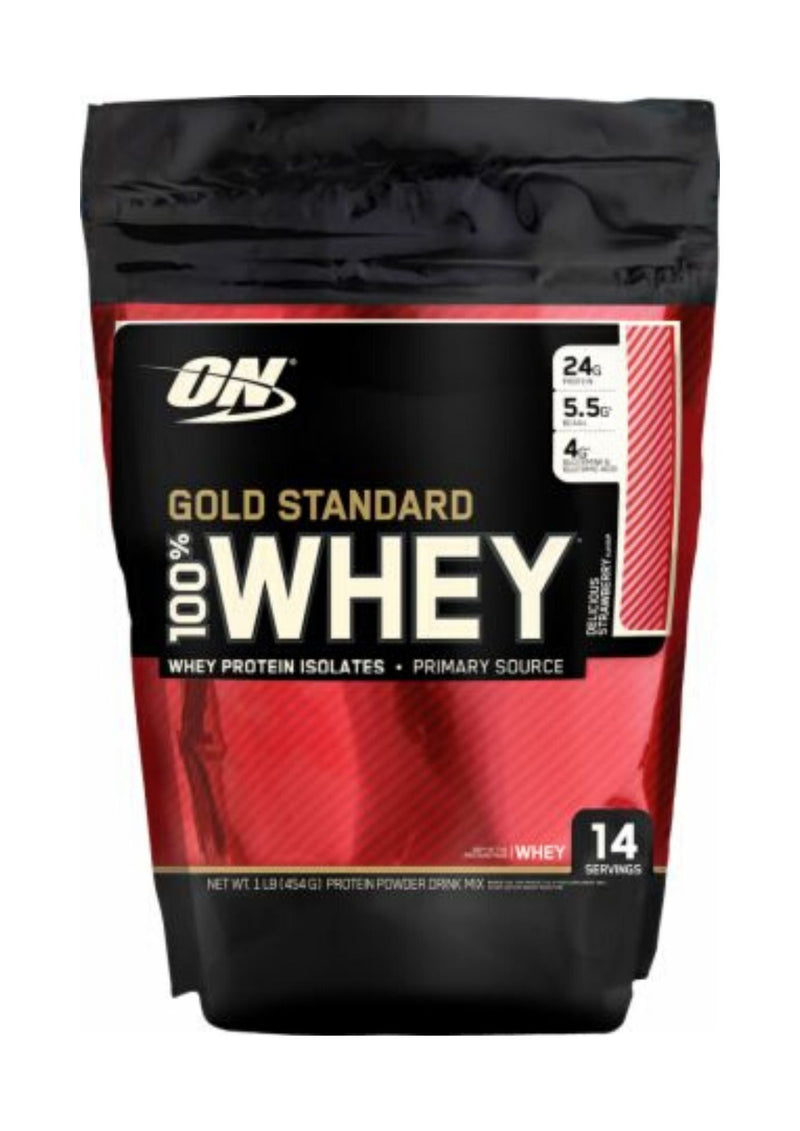 Gold Standard Whey Protein Powder Double Rich Chocolate - Making Moves Daily