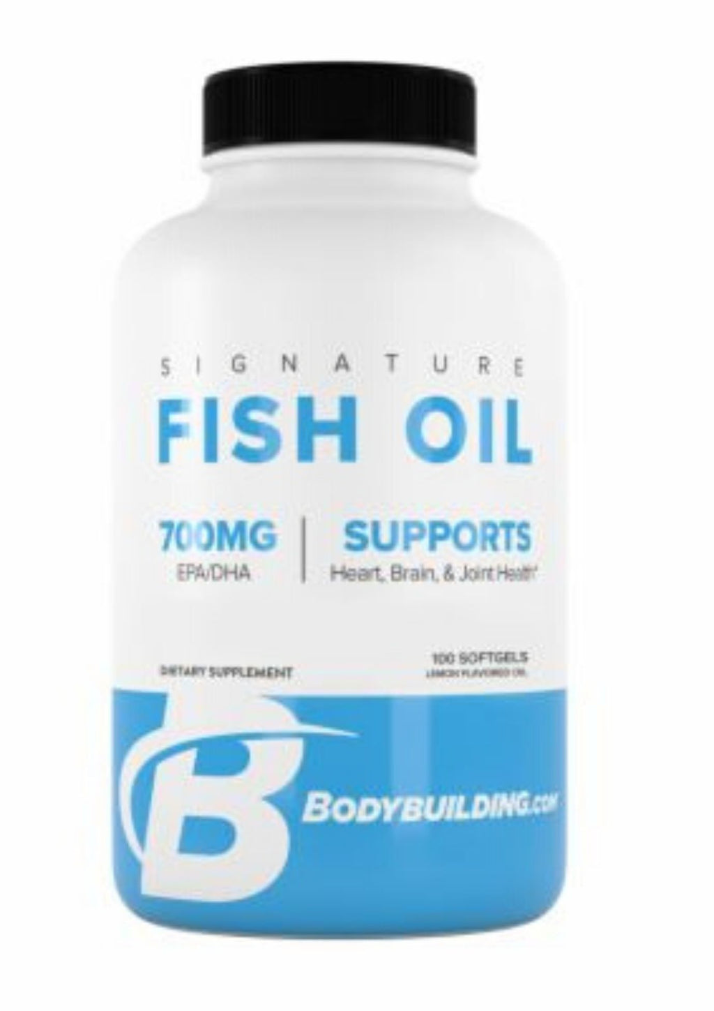 Signature Fish Oil - Making Moves Daily