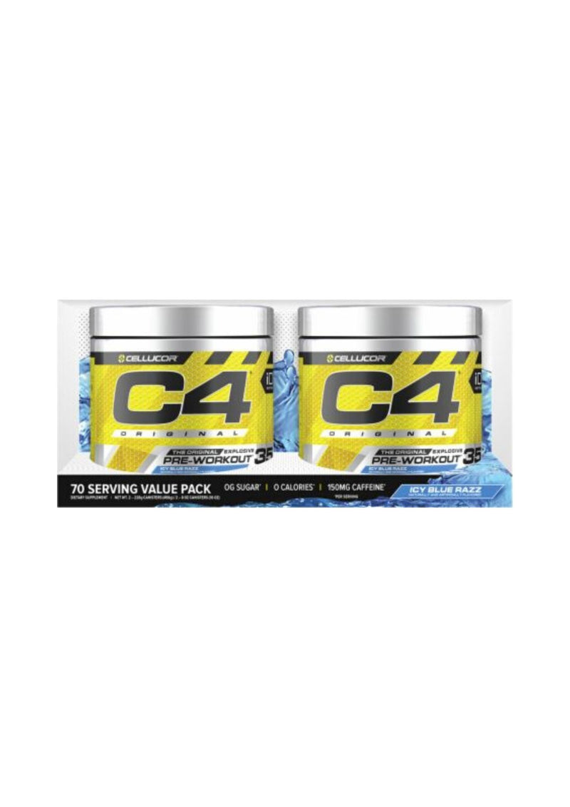 C4 Original Pre Workout - Making Moves Daily