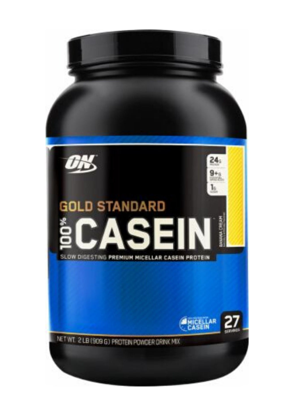 Gold Standard 100% Casein Protein - Making Moves Daily