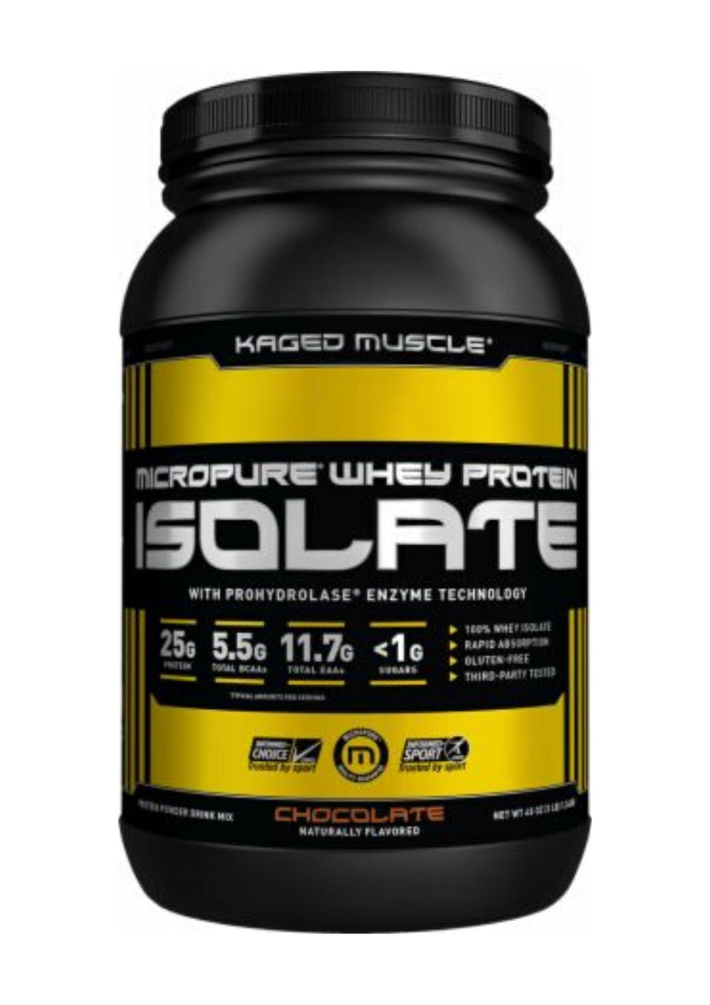 MicroPure Whey Protein Isolate - Making Moves Daily