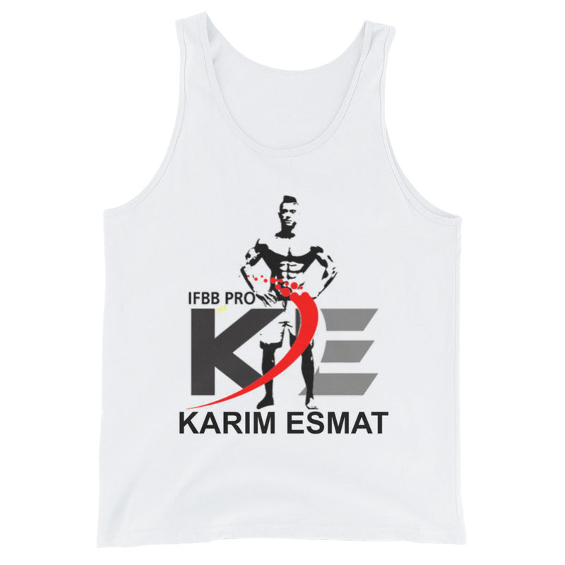 Kareem IFBB Pro Tank Top - Making Moves Daily