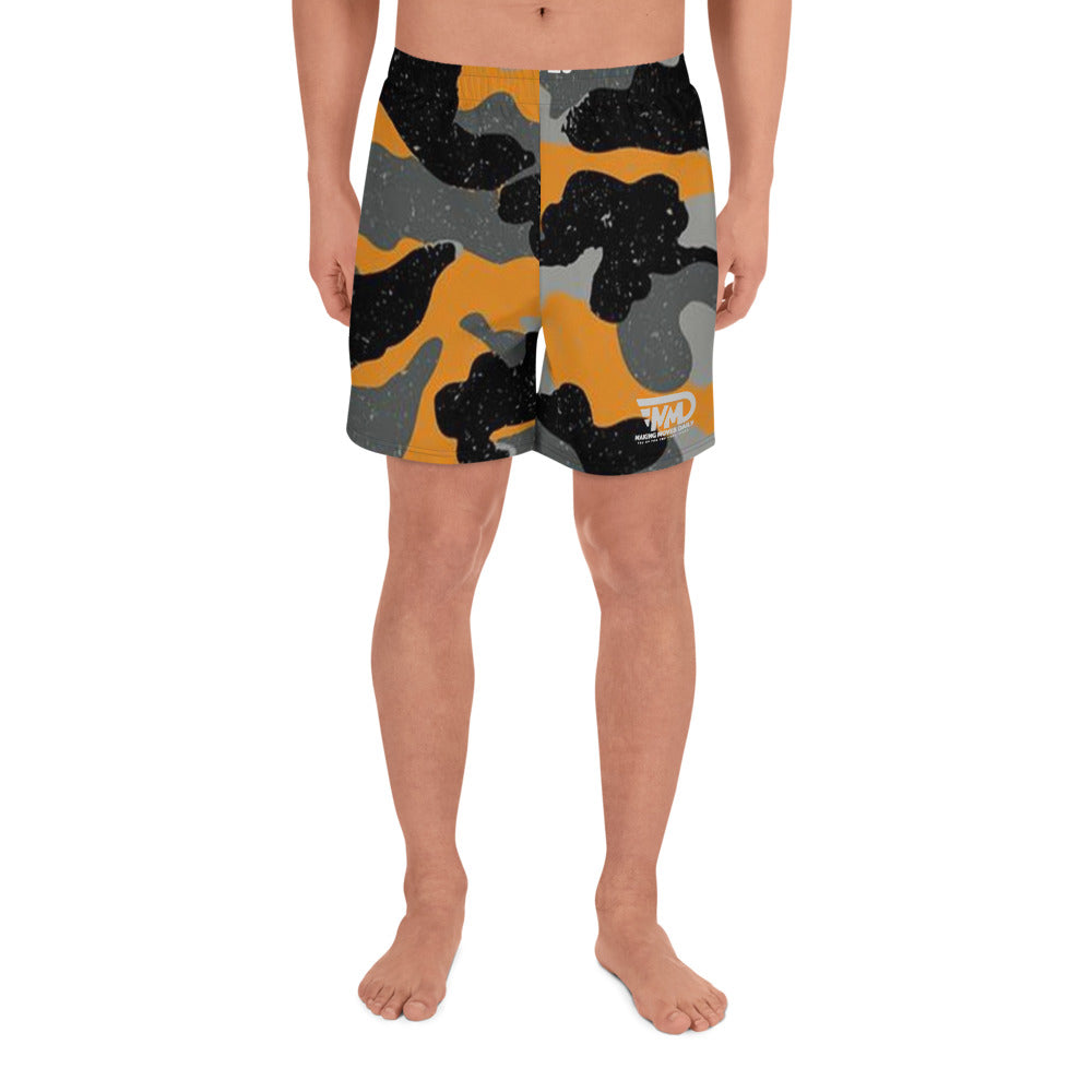 MMD Camoflauge OGB Long Shorts - Making Moves Daily