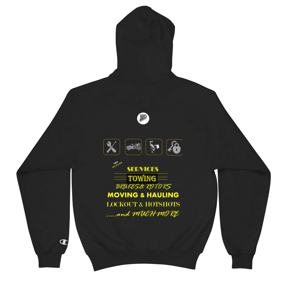 Dexter's Laboratory Champion Hoodie - Making Moves Daily