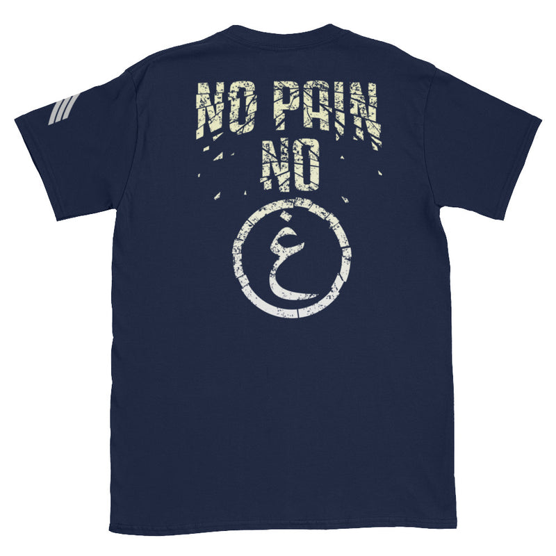 MMD NO PAIN NO GAIN T-shirt - Making Moves Daily