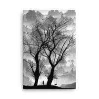 Tree Swing Canvas - Making Moves Daily