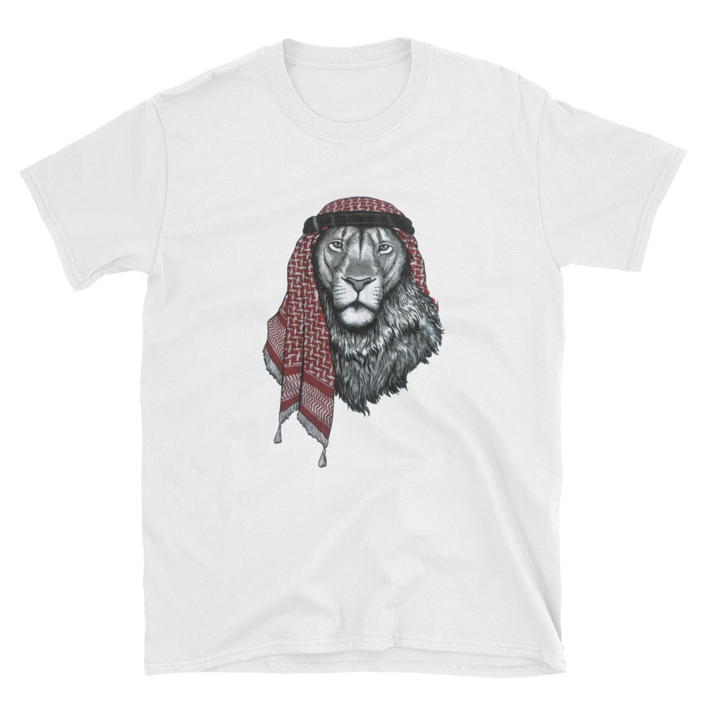 MMD Lion Short-Sleeve T-Shirt - Making Moves Daily