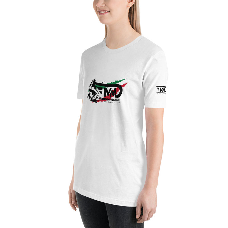 MMD Women Logo Ladies' T-Shirt - Making Moves Daily