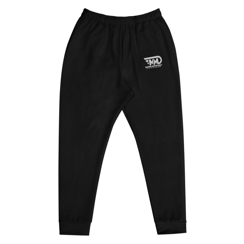 MMD Black Sweat Pants - Making Moves Daily