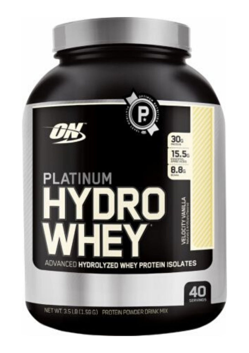 Platinum Hydrowhey - Making Moves Daily