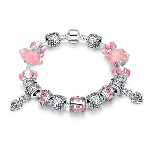 Girls Just Want to Have Fun Pandora Inspired Bracelet