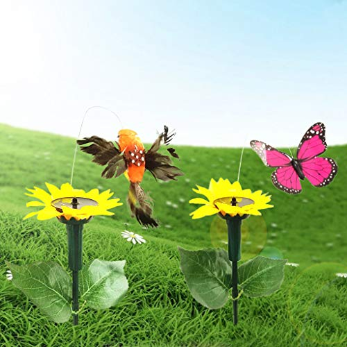 ( 50% OFF SALE ) Solar Dancing Hummingbird & Butterfly-Buy 2 Free Shipping