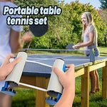 (HOT SALE )Retractable Table Tennis Net-Buy 2 Free Shipping