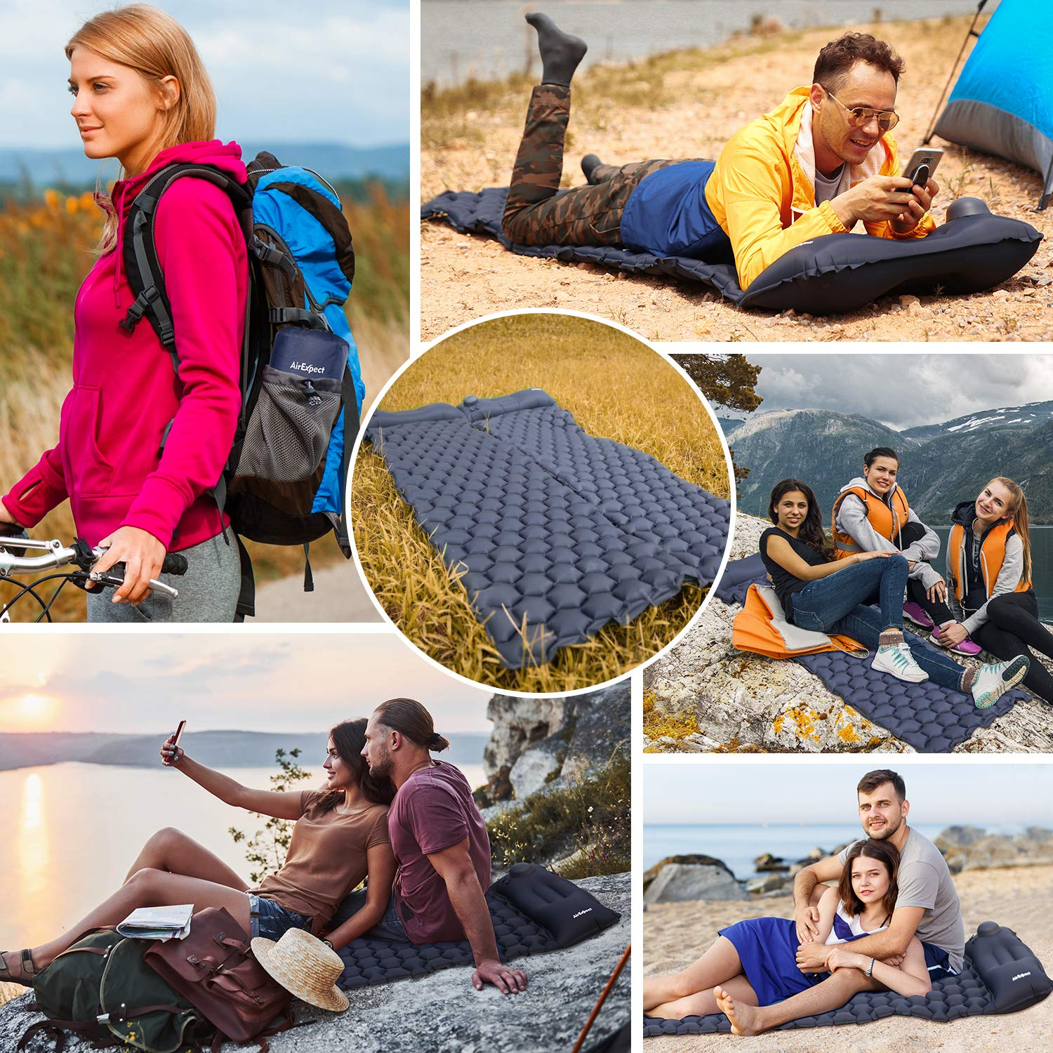 (50% OFF ONLY TODAY!!)BEST OUTDOOR SLEEPING MATTRESS