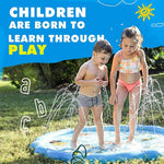 Buy 2 Free Shipping-Best summer outdoor toys-170cm Sprinkler Splash Pad