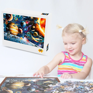 (Last Day Promotion-50% OFF)1000 Pieces Space Puzzle Jigsaw Puzzle