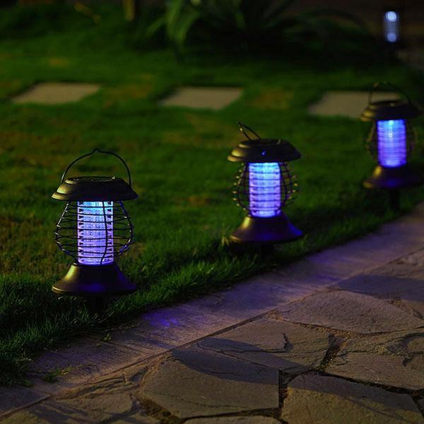 50%OFF-Solar Powered Mosquito Lantern -Buy 2 Free Shipping