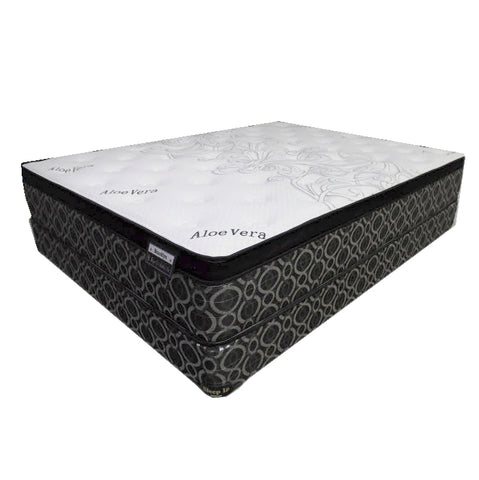 Brooklyn Euro Top Mattress Set