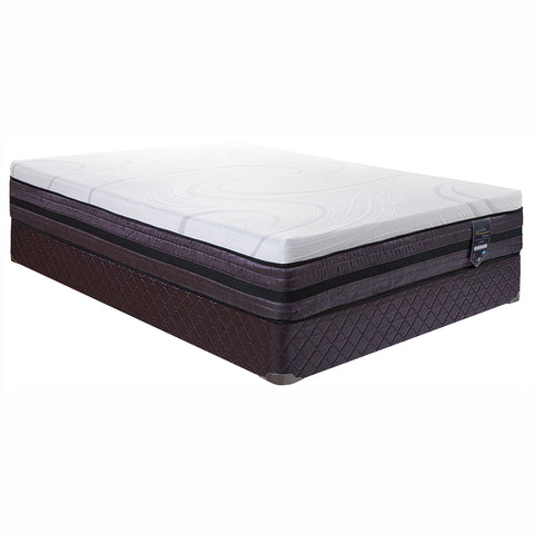 The Renaissance Hybrid Mattress Set