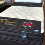 The Renaissance Luxury Plush Euro Top Queen Mattress Set