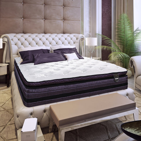The Renaissance Ultra Luxury Plush Pillow Top