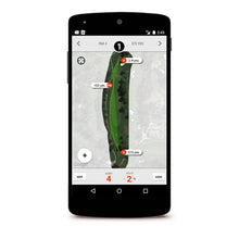 Game Golf Digital Tracking System