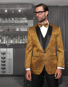 4PC Modern Fit Suit