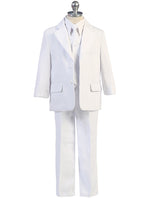 Boys Slim Fit 5-PC Suit 251