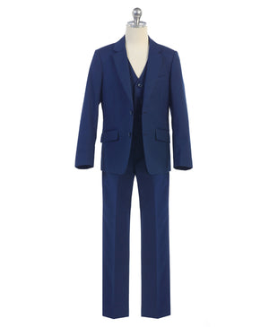 Boys 3-PC Suit 641