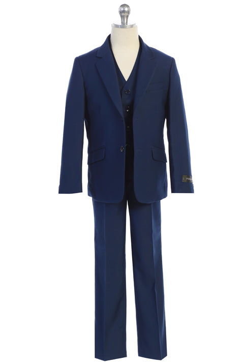 Boys Lim Fit Suit 690