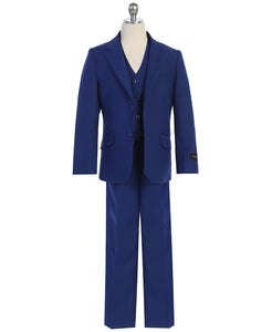 Boys 3-PC Slim Fit Suit 691