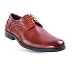 Brown Dress Shoe Alen-04