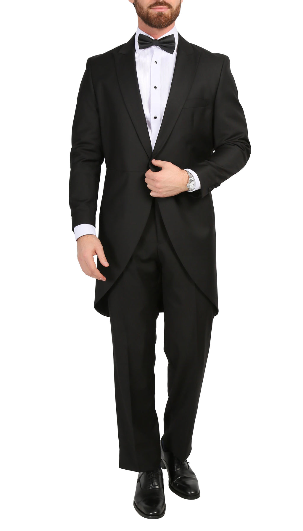 Regular Fit Cutaway Tux
