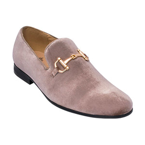 Beige Loafer Shoe LF-9100